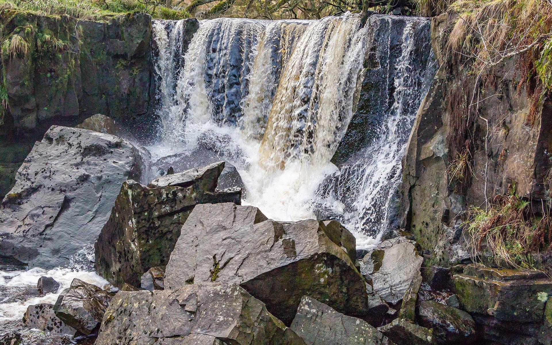 Tullydermot Falls | Droimín Creative